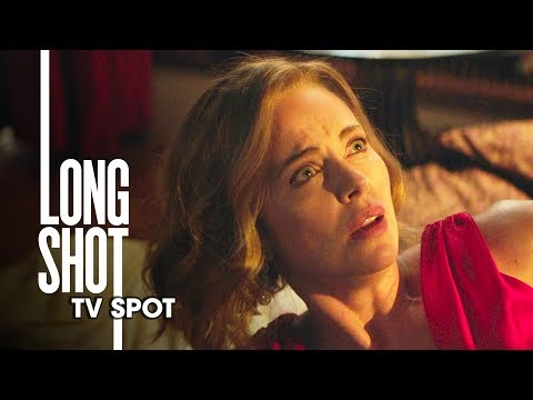 """Long Shot (2019 Movie) Official TV Spot """"Beautiful"""" – Seth Rogen, Charlize Theron"""