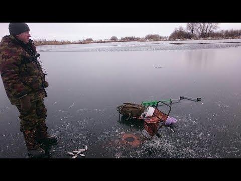 Видео плотва зимой на мормышку