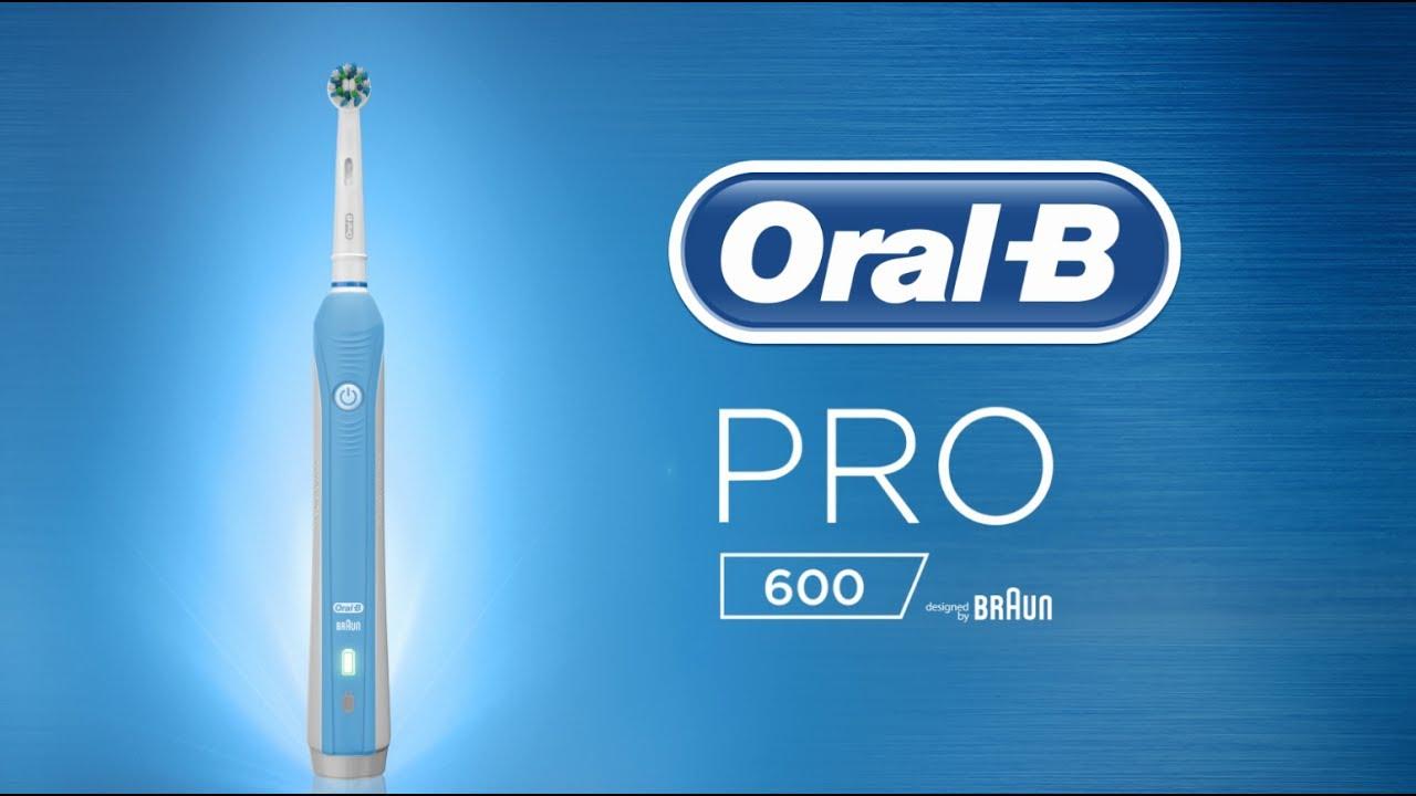 oral b pro 600 test