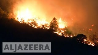 What can be learned from California wildfires?