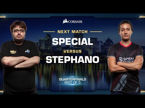 Special vs Stephano TvZ – Quarterfinals – WCS Fall 2019 – StarCraft II