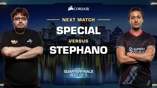 Special vs Stephano TvZ - Quarterfinals - WCS Fall 2019 - StarCraft II