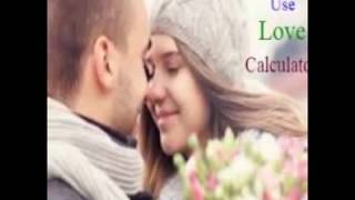 Love Calculator | Love Meter | Love Test Calculator| Love Percentage Calculator
