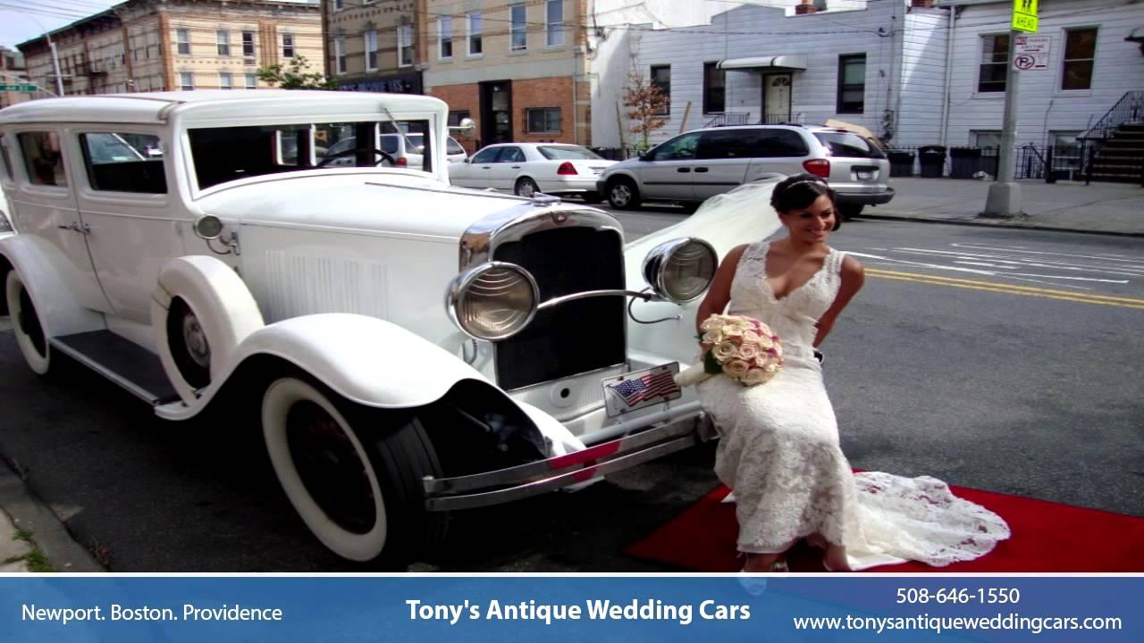 Tony\'s Antique Cars - Antique Wedding Limousine in Dartmouth,MA ...