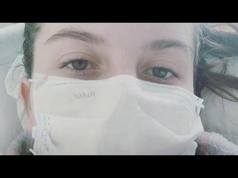 Рассказ больной COVID-19