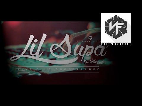#HOMENARNIA ''Lil Supa & Dj Cidtronyck, Live Club Subterráneo''