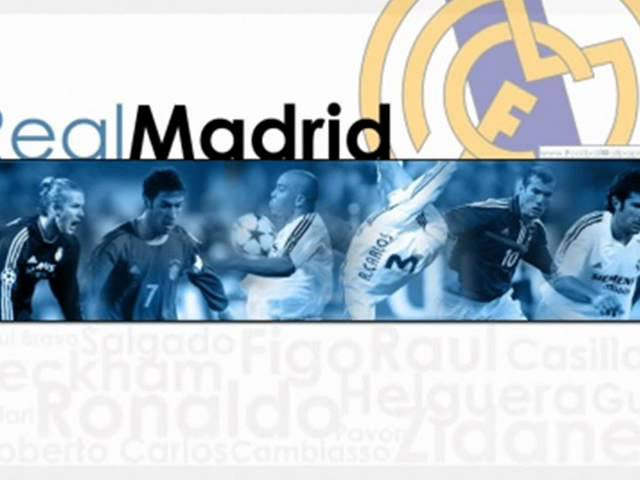 SANTAFLOW ¡HALA MADRID! Travel Video