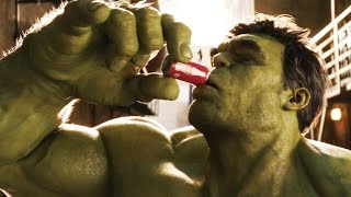 Реклама Кока-Колы от Marvel