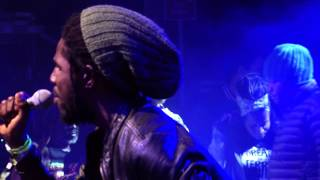 Chronixx & Zinc Fence Redemption - Smile Jamaica (Live at BoomTown Fair 2014)