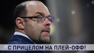 Канадец Крэйг Вудкрофт вернулся в Беларусь, чтобы вывести минское «Динамо» в плей-офф