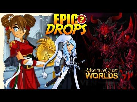 EPIC NEW DROPS!!! - Northlands Ranger Upgrade Bonus - AQW Adventure Quest Worlds