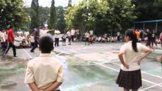 SMP Charitas Batam - Perayaan HUT PGRI 2015