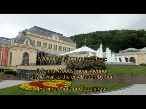 """Yourguide-Vienna: """"Vienna Woods"""" by car, private tours in Vienna, local guides in Vienna english"""