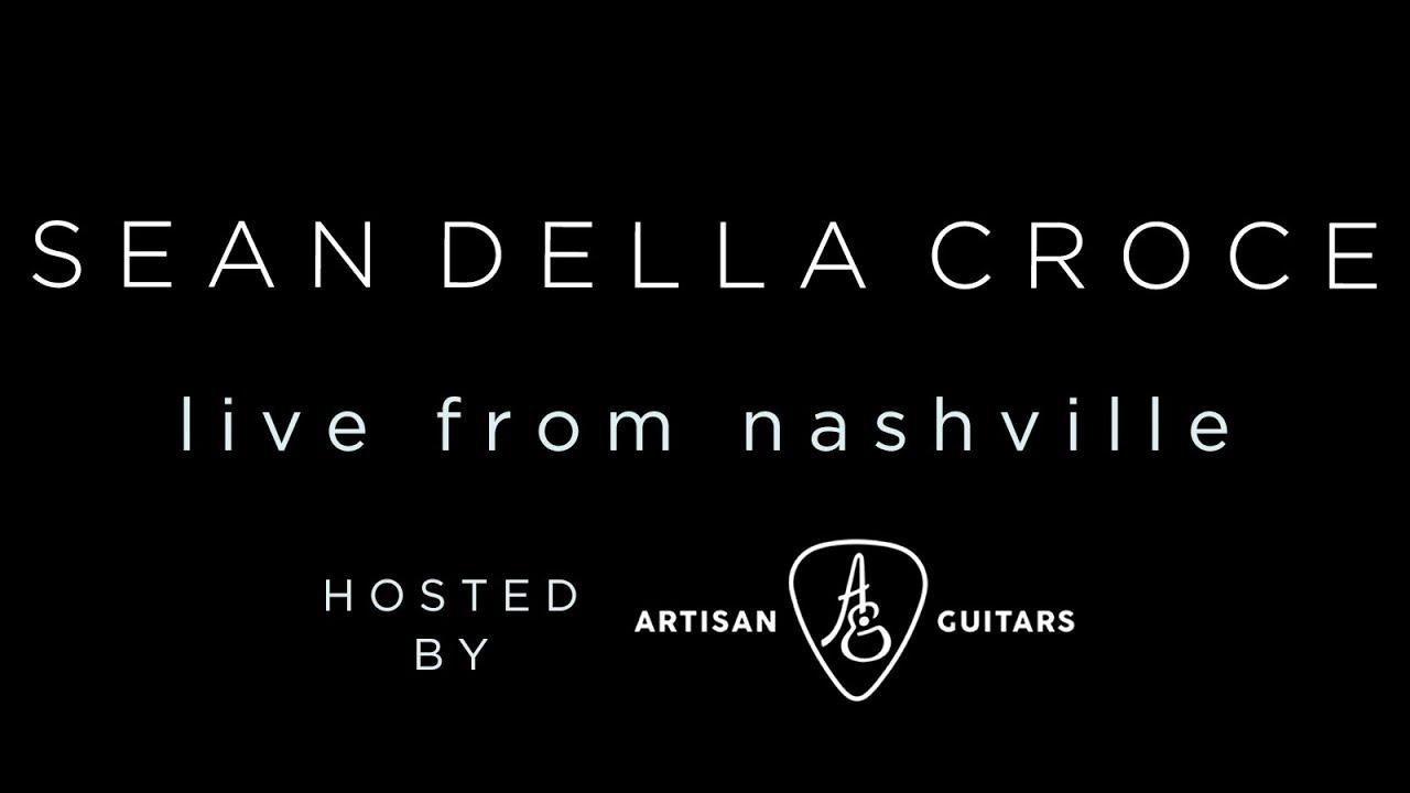 """Download Sean Della Croce """"Live From Nashville"""" Season 1, Episode 8"""