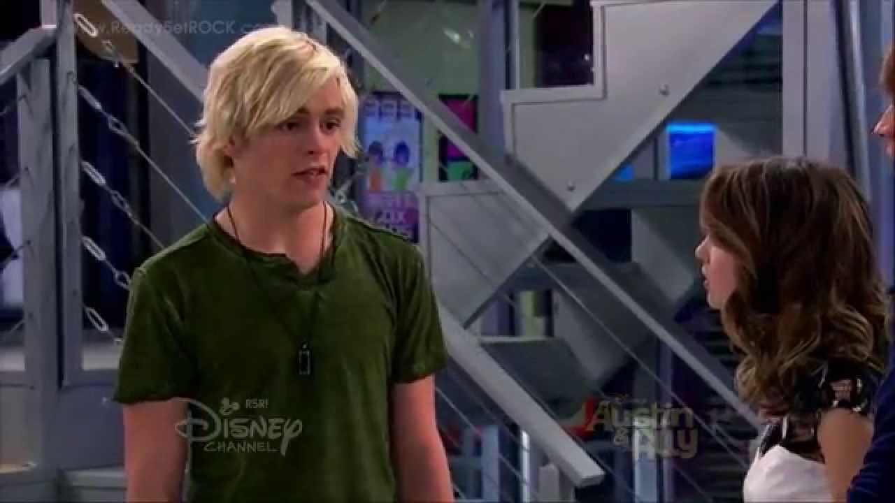 austin and ally homework and hidden talents promo