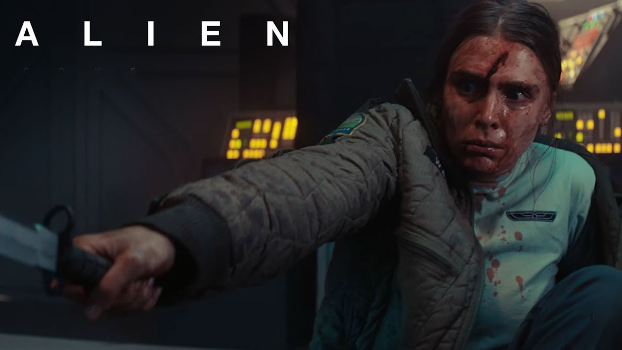 Alien: Containment | Written & Directed by Chris Reading | ALIEN ANTHOLOGY