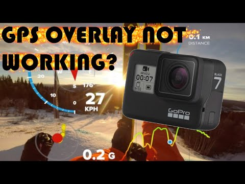 GoPro GPS and telemetrics not working in Quick? Here's why!