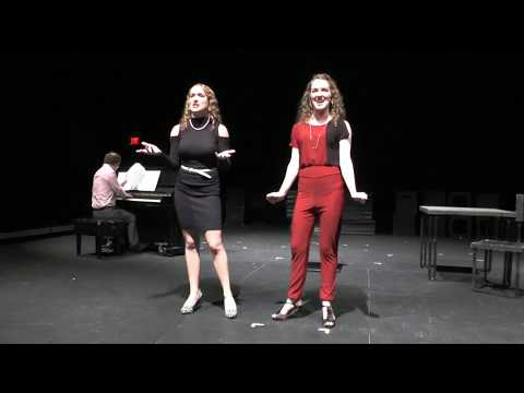 SEMO Because I Knew You Cabaret Rebecca Taylor and Grace Taylor