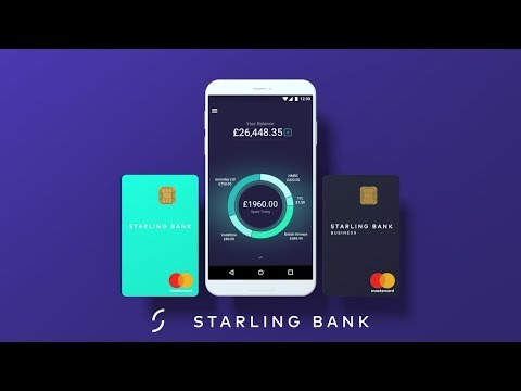 Starling Bank | Bank anywhere with our mobile-only account for personal or business