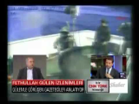 Fethullah Gülen: Mavi Marmarada Ölenler Şehid Bile Olamaz!..