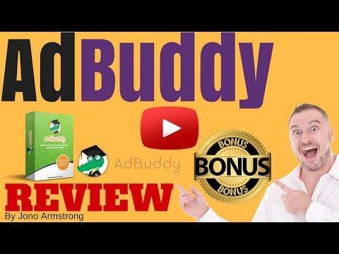 AdBuddy Review, [WARNING] DON'T BUY ADBUDDY WITHOUT MY **CUSTOM** BONUSES!!