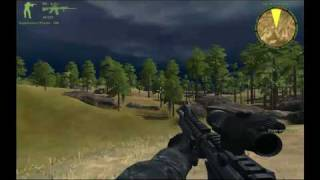 Delta Force Xtreme 2 Gameplay