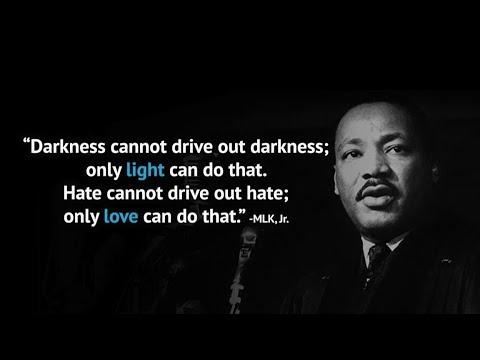 America East celebrates MLK Day - Albany's David Nichols