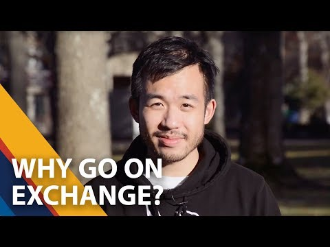Thinking about going on exchange?