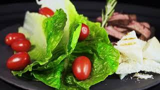 Салат с инжиром для сети ресторанов «Parmigiano»