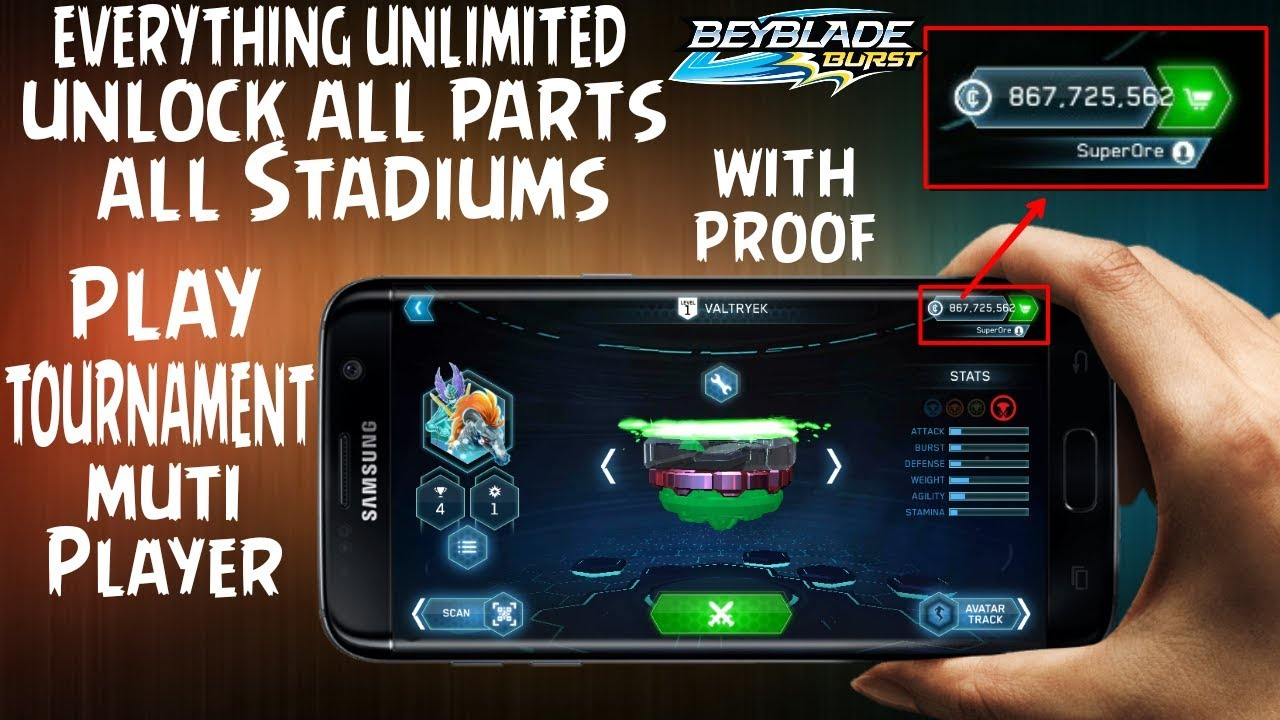 how to download Beyblade burst mod apk for android  #Smartphone #Android