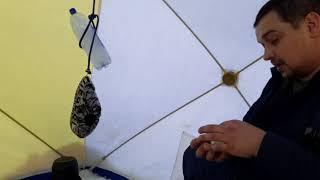 рыбалка на окуня живца
