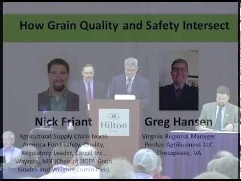 How Safety and Grain Quality Intersect - Greg Hansen & Nick Friant