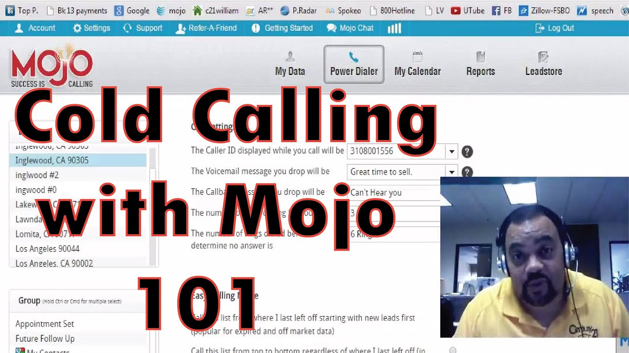 william live real estate prospecting cold calling 101 william live real estate prospecting cold calling 101 mojo