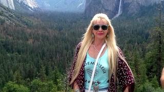 видео Национальный парк Йосемити в США (Yosemite National Park): фото долины