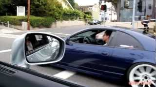 Sick Nissan 300zx with Veilside Evolution exhaust!