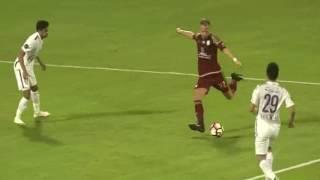 اهداف مباراة ( الوحدة 1-1 العين ) دوري الخليج العربي الاماراتي