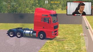 Atualização World Truck Driving Simulator - Comprei o Novo Caminhão (MAN)