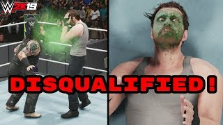 WWE 2K19: 8 Fun Ways To Get DISQUALIFIED!