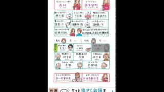 指差し会話帳台湾