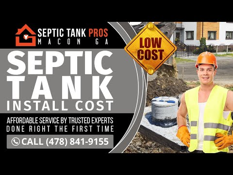 Septic Tank Replacement Cost in Clinton