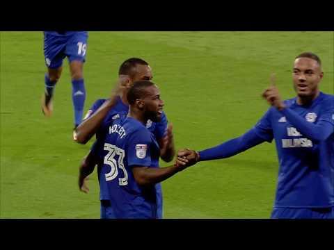 HIGHLIGHTS: CARDIFF CITY 3-1 LEEDS UNITED
