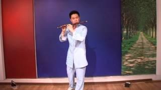 Traditional Chinese Melody---Xiao Ba LV Yong Chuang Feng Suo Xian
