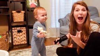 Leo SAID MOM & I'm not Breastfeeding anymore!
