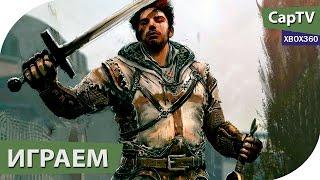 The Cursed Crusade - Проклятый Крестовый Поход на Xbox 360 - Летсплей - Прохождение