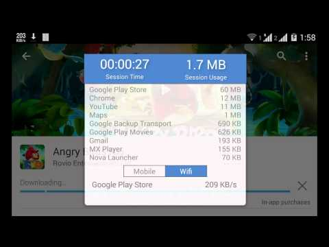 Internet Speed Meter - Google Play