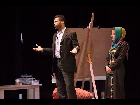 The Girls of the Taliban - Najibullah Quraishi - BOLDtalks Woman 2015