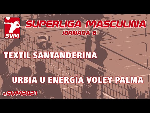 Voley Textil Santanderina vs Urbia U Energía Voley Palma