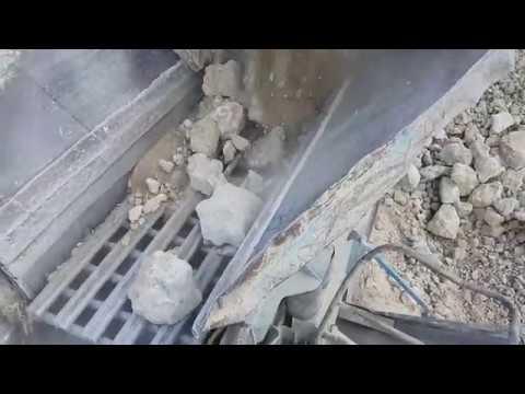 Дробление бетона фибробетон что это изделия