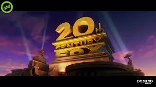 Новая заставка 20 век Fox
