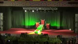 UNIVERSITAS TANJUNG PURA (KALIMANTAN) - TEMPAT KEEMPAT FESTIVAL TARI IPT BORNEO EDISI 5